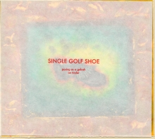 Single Golf Shoe Cover